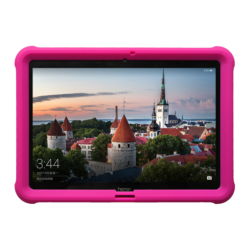 Rugged Silicone Tablet Cover For Huawei Mediapad T3 10 AGS-L09 ...