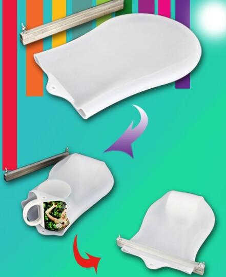 Transferdrucktasche Universelles Gummisilikon für 3D-Vakuummaschine - Handy-Zubehör und Ersatzteile - Foto 1
