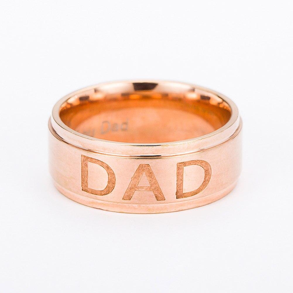 HTB1cTu5OVXXXXXeXXXXq6xXFXXXv - Real Dad Titanium Steel Ring