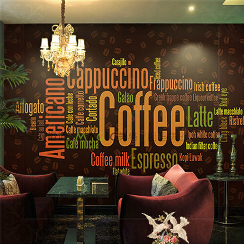 Large Photo Wall Murals Paper Personality Coffee Living Room Background Decor Wallpaper