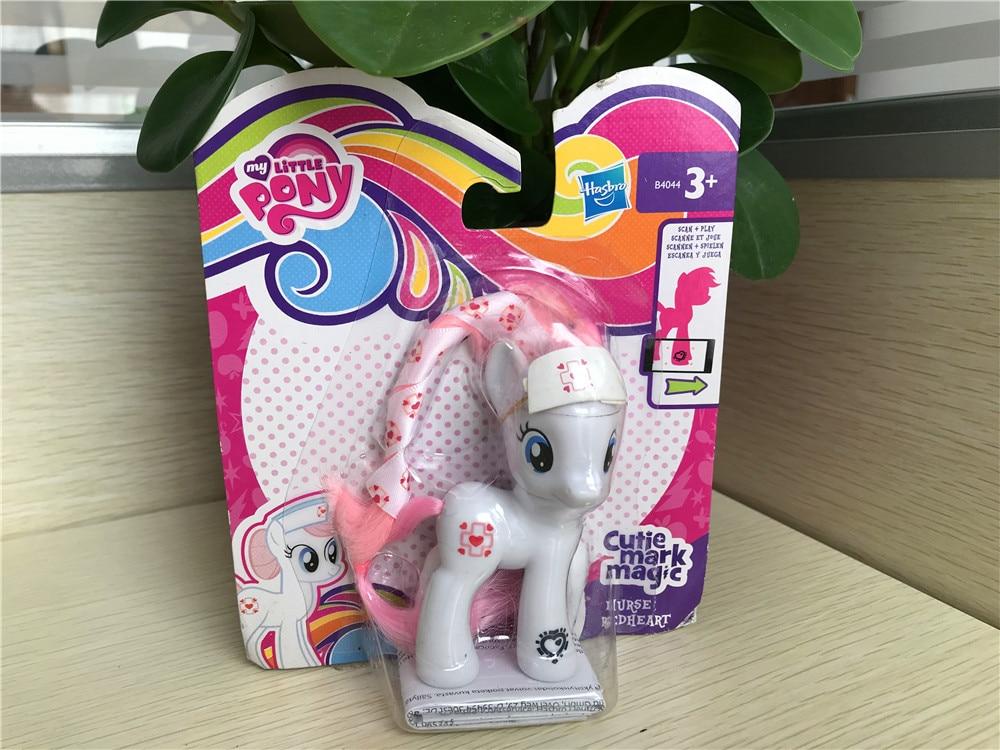My Little Pony 3 Cutie Mark Magic Nurse Redheart font b Toy b font font b