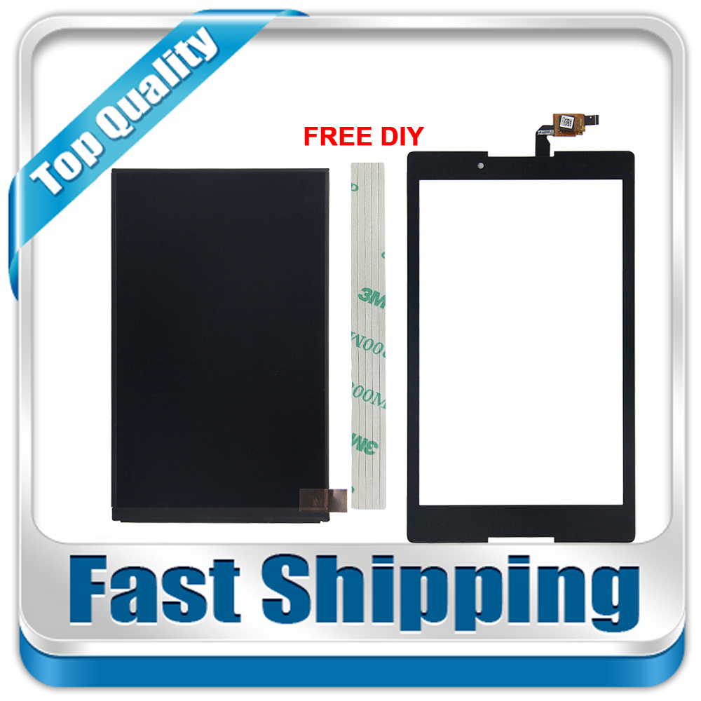 """8.0/"""" New Black Touch Screen Digitizer Replacement For Lenovo Tab 2 A8-50F"""