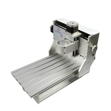 3020 CNC frame of Engraver Engraving Drilling and Milling Machine With stepper motor wood lathe