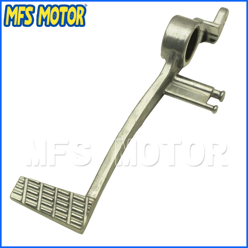 Brake Pedal Rear Foot Lever Motorcycle Accessories For Suzuki GSXR GSX-R 600/750 K6 K8 2006 2007 2008 morais r the hundred foot journey