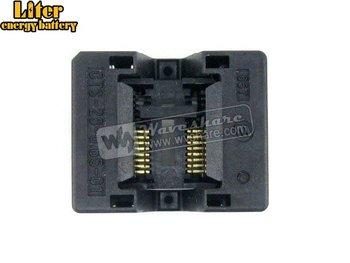 SSOP16 TSSOP16 OTS-16(28)-0.65-01 Enplas IC Test Burn-in Socket Programming Adapter 0.65mm Pitch 4.4mm Width
