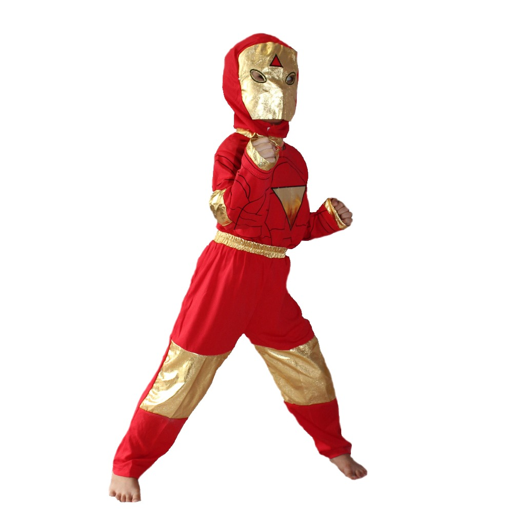 Iron Man Costume Halloween Promotion-Shop for Promotional Iron Man ...