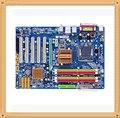 Бесплатная доставка Gigabyte GA-P43-ES3G P43 motherboard поддерживает DDR2 775 двойной аэс core материнская плата супер P41 P45