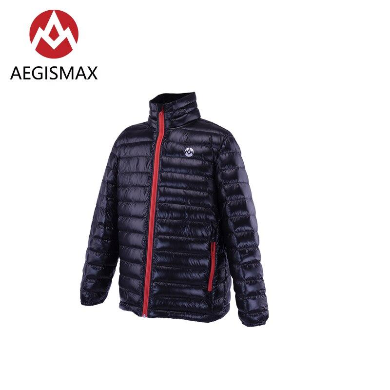 AEGISMAX Unisexe Ultra-Léger 95% Duvet d'oie Blanche 800FP Vers Le Bas En Plein Air Camping Garder Chaud Vers Le Bas Veste - 2