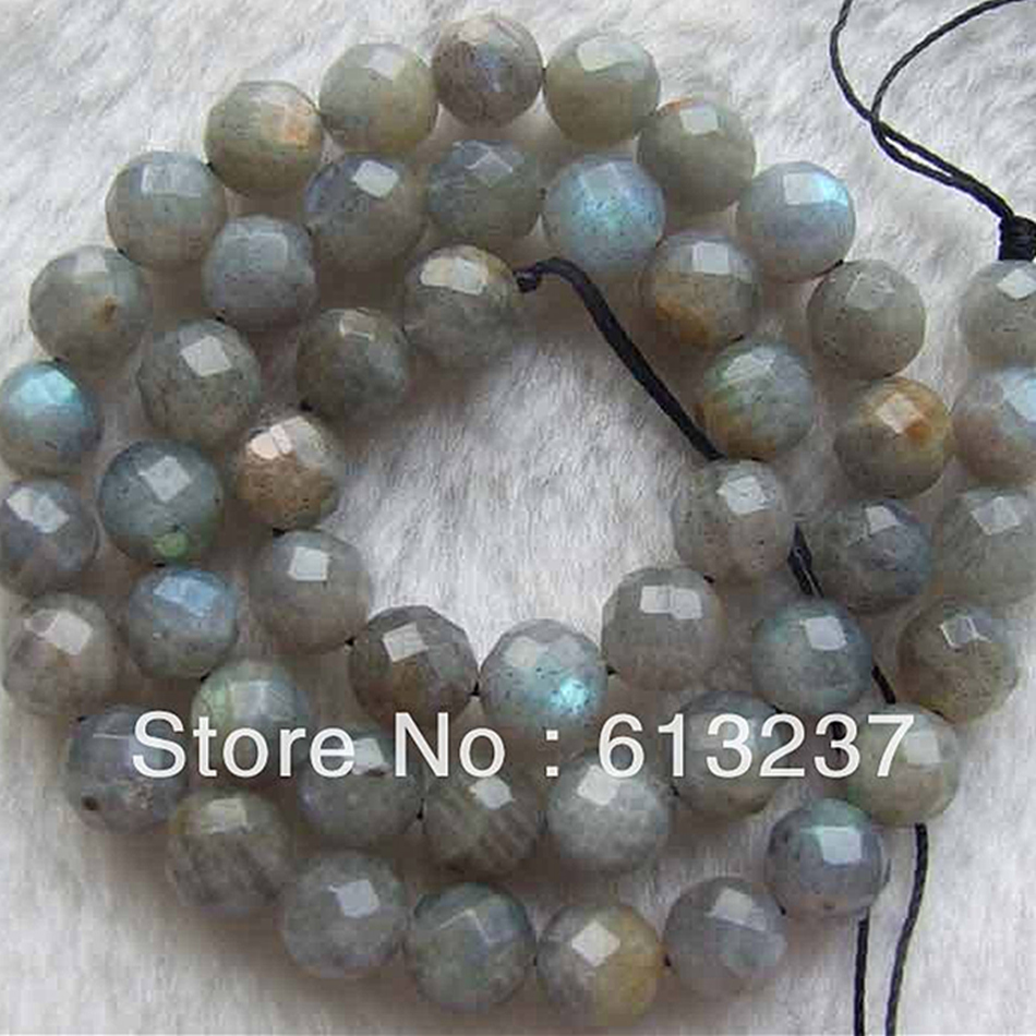 Natural Labradorite Fashion stone 4mm 6mm 8mm high quality Faceted Round loose beads diy Jewelry making 15 inch MY5023 high quality labradorite natural stone 4mm 6mm 8mm 10mm 12mm beautiful hot sale round loose beads jewelry 15 inch ge5002