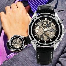 Top Brand Tevise Mechanical Watches Men Automatic Fashion Luxury Skeleton Watches Timepieces Male Clock Gift orologio automatico цена в Москве и Питере