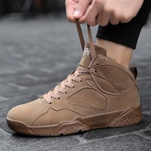 UNN 2018 Men's Casual Shoes men Height Increasing Winter Leather Boots air Slip-On Breathable Men shoes Casual shoes for Man