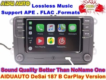 AIDUAUTO RCD330 330G Plus CarPlay Radio For VW Golf 5 6 Jetta CC Tiguan Passat Polo 6RD 035 187 B 6RD035187B