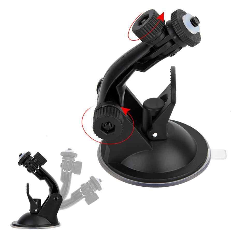 Accesorios para cámara montaje de ventosa de succión adaptador de trípode mandril de vacío para Insta360 un X/EVO adaptador de montaje de succión