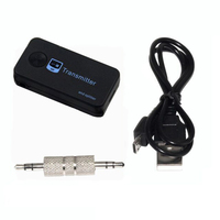 Wireless Bluetooth 4 1 A2DP Stereo Audio Adapter Transmitter For IPod PC TV MP3