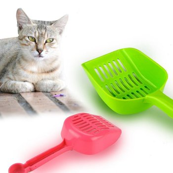 Useful Cat Litter Shovel Pet Cleanning Tool