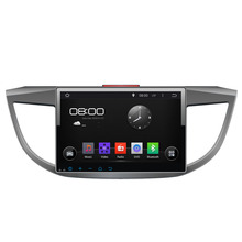 10.1 inch Quad Core Android Fit Honda CRV 2012 2013 2014 2015 Car DVD Player Navigation GPS TV 3G Radio