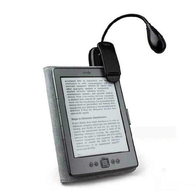 Reading Book Light For Ebook Ereader Kindle For Pocketbook Reading Lamp Desk Lamp Hot Sale
