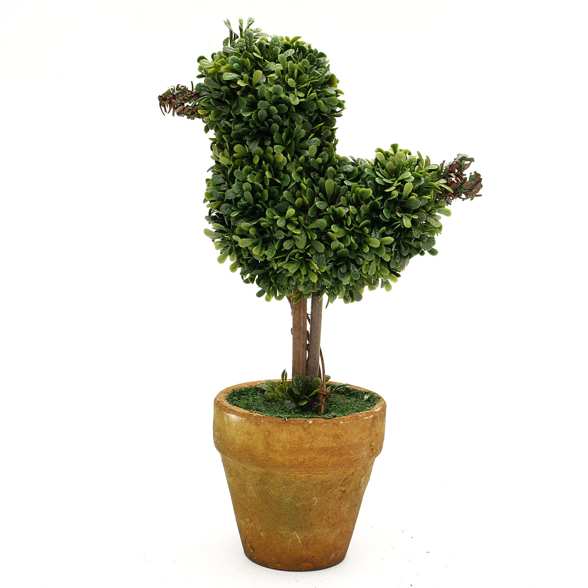 Artificial garden grass wedding arrangement buxus star for Landscape arrangement