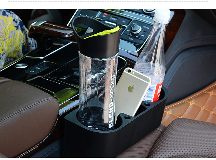 Seat Side Car Drink Holder Cup Stands For Auto Swivel Mount Holders Travel Drinks Cup Coffee Bottle Table Stand ,#R151-1