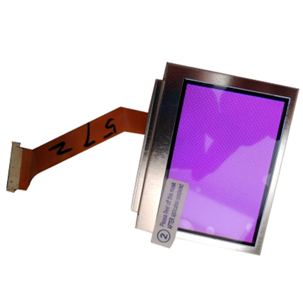 Купить с кэшбэком 10 PCS a lot High quality Highlight Backlit Lcd Screen AGS-101 OEM for GBA SP LCD Display Gameboy Advance SP