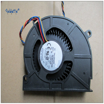 Cooler Fan for Dell Precision T5500 BFB0712HB -8A97 DC12V 1.10A DP/N: F306F F306F-A00 image