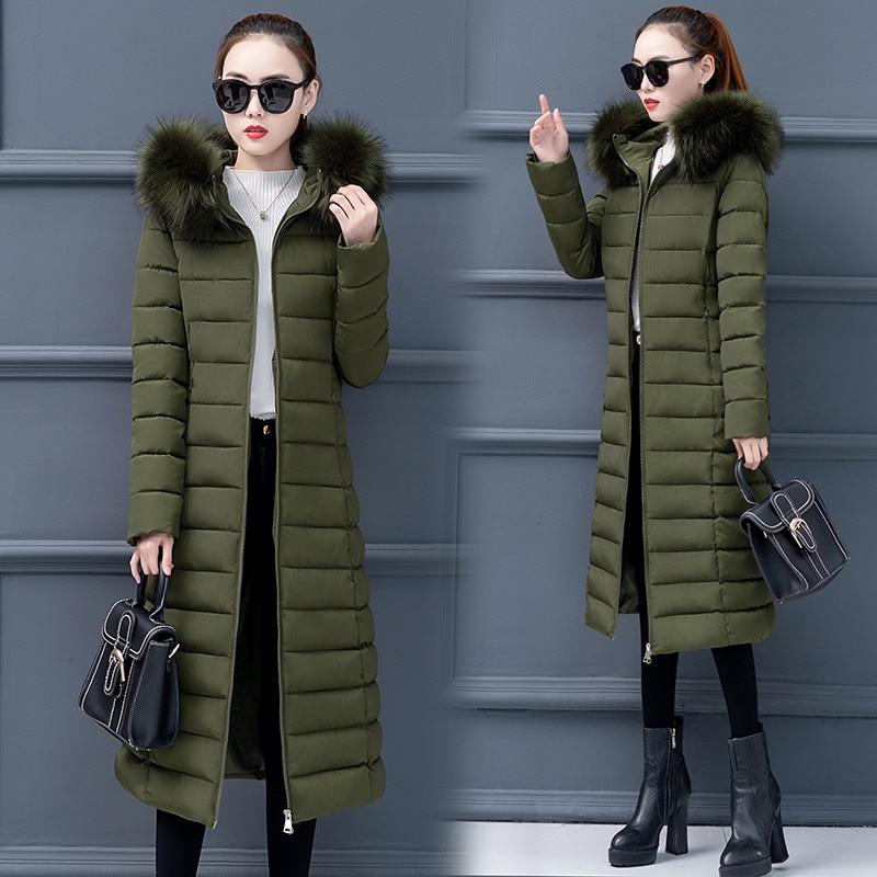 Yvlvol thick autumn winter women jacket coat new women's lapel diagonal zipper jacket plus size 2019 hot sale parkas mujer coat
