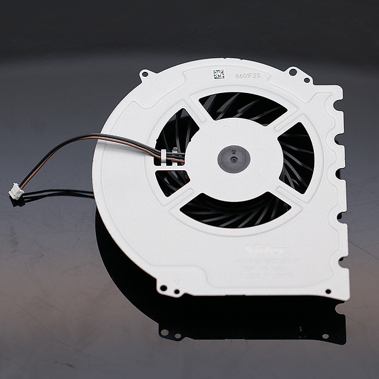 For Nidec G85G12MS1CN-56J14 for PS4 Slim Host Heat Dissipation Built-in Fan  PS4