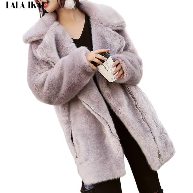 3fd55f58378 LALA-IKAI-Winter-Harige-Warm-Roze-Vossenbont-Faux-Cape-jas-Dames-Warme-Lange-Mouw-Uitloper-Vrouwelijke.jpg_640x640.jpg