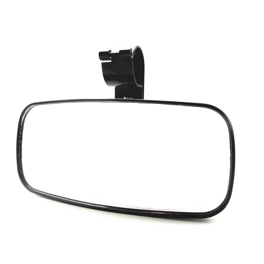 "UTV Billet Interior Rear View Mirror with 2.00/"" clamp"