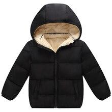 Baby Girls Boy Toddler Coats &Outerwear winter Jacket Feathe