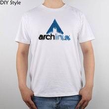 ArchLinux, Linux, Tux, Intel T-Shirt