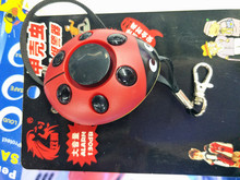 New 130db Personal Keyring Attack Panic Safety Security Rape Alarm with torch with spotlight