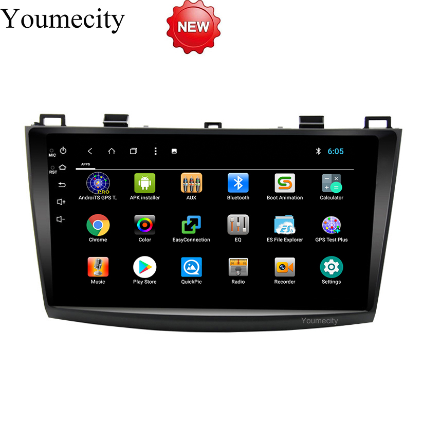 7 Car Android 9 0 Car DVD GPS Player For Mercedes Benz E Class W211 E200