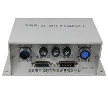 Boîte de commande cnc porte outils