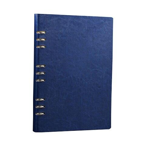 Пользовательский логотип из искусственной кожи меню обложка папка, держать меню А4 непосредственно или 29x18,6 см бумаги - Цвет: blue cover only
