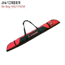 JayCreer мягкий дорожный сноуборд сумка рюкзак Лыжная доска сумка 165/175 см
