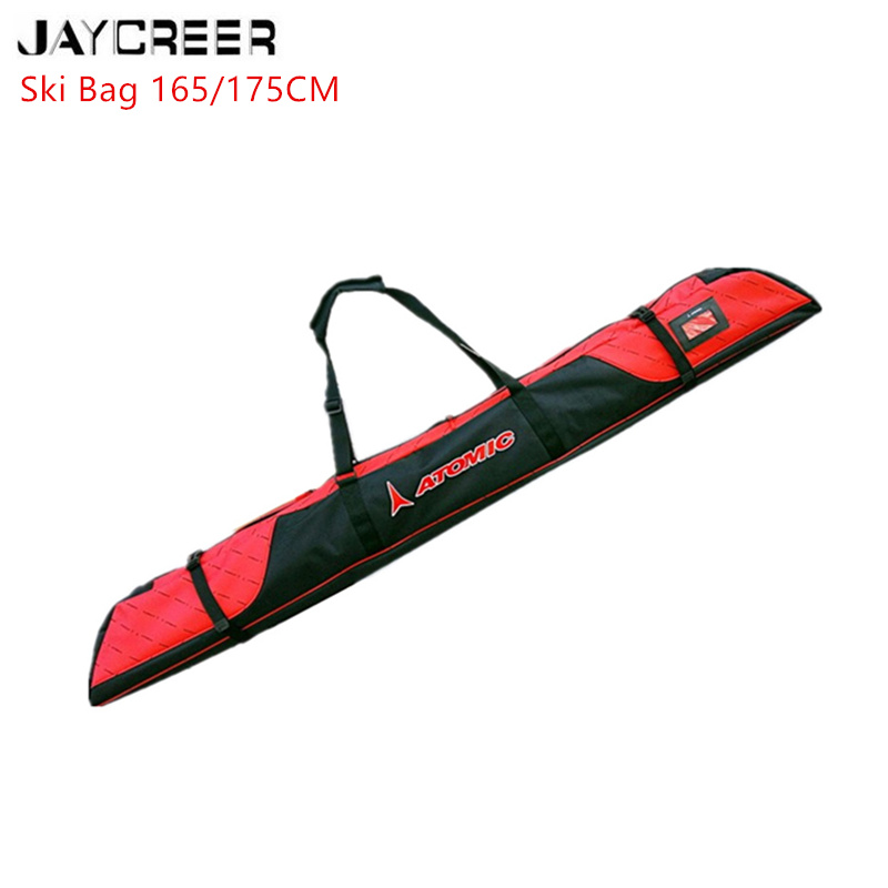 JayCreer Padded Travel Snowboard Bag Backpack Ski Board Bag 165/175CM title=