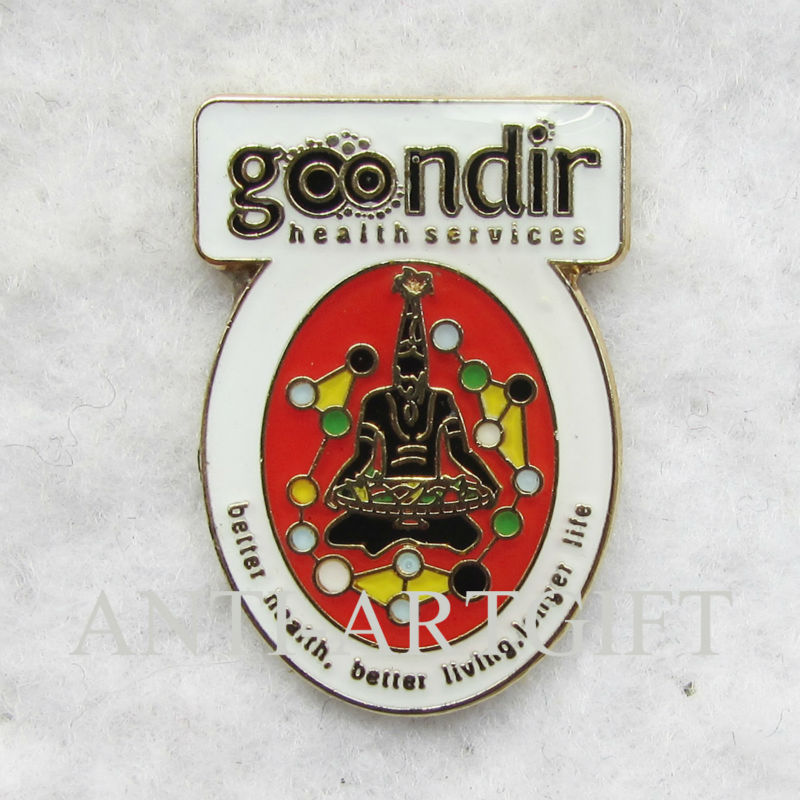 Admirable Us 138 0 Customized Soft Enamel Pins Badge Ellipse Goondir Health Services In Pins Badges From Home Garden On Aliexpress Com Alibaba Group Download Free Architecture Designs Scobabritishbridgeorg