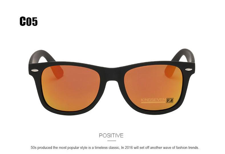 Fashion Brand designer Mens Retro Mirror Sunglasses for Women and Men Sports Driving Polarized Coating UV400 Eyewear Sun Glasses 9