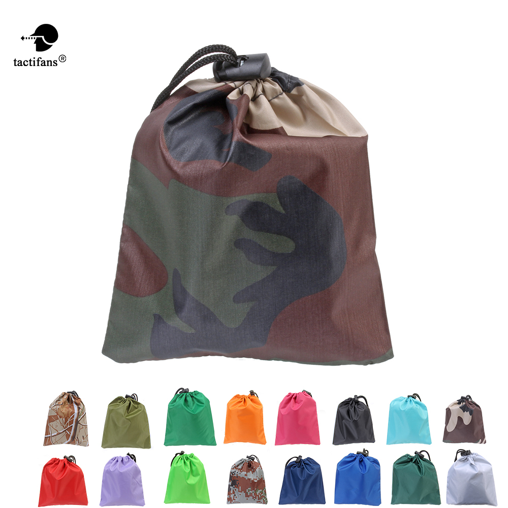 Multicolor Backpack Rain Cover Portable Waterproof Dust Proof Anti-UV Camouflage