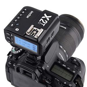 Image 5 - Godox X2T C X2T N X2T S X2T F X2T O TTL مشغل فلاش لاسلكي لكانون نيكون سوني كاميرا اتصال بلوتوث HSS