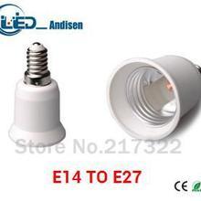 E14 для E27 адаптер переходник для розетки высокое качество Материал огнестойкий материал e27 гнездо адаптера держатель лампы