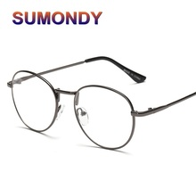 0e08a2639cdfe SUMONDY-1.0-1.5-2.0-2.5-3.0-3.5-4.0 Terminou Óculos de Miopia Homens  Mulheres moda Óculos de Míope UF18 Do Produto Final