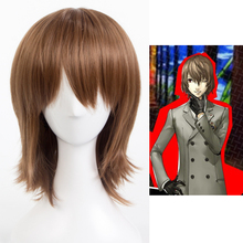 Persona5/P5 Persona5 Goro Akechi Cosplay For Halloween Carnival Party Hair For Men