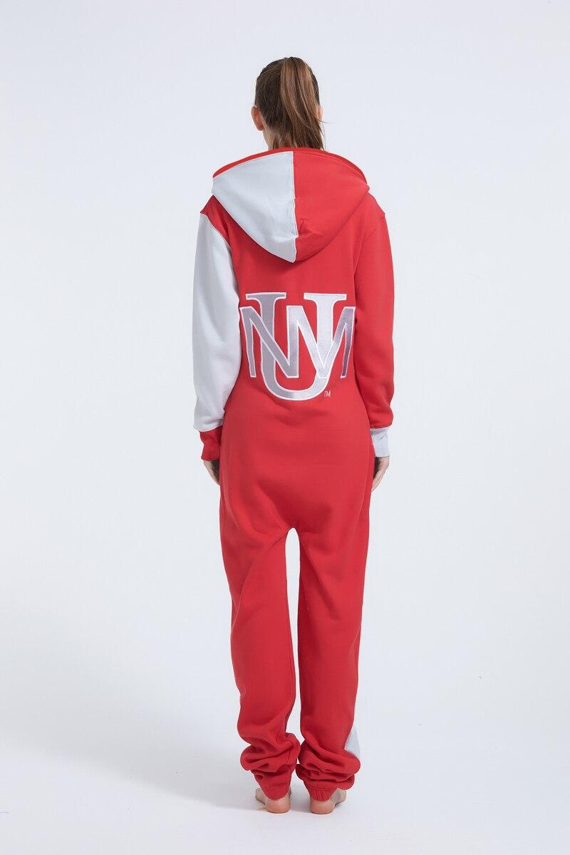 ZOOOP IT UP All In One Romper Onesies Piece Jumpsuit Nordic Way Hoodie Fleece Playsuit