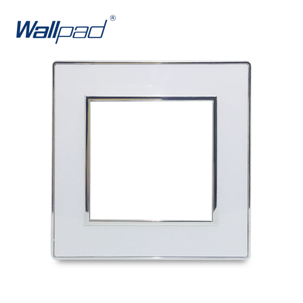 Wallpad Luxury Acrylic Panel Frame Black and White Hotel Panel Vertical and Horizon Frame 1 2 3 4 5 Frames Panel Only