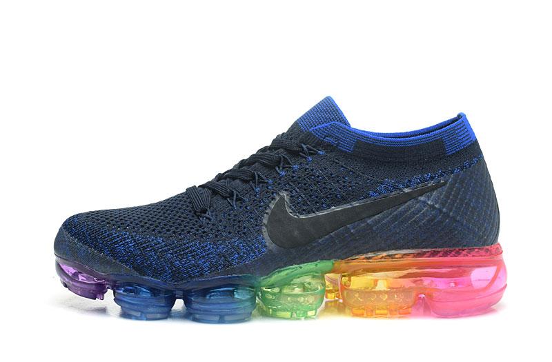 8acf4c01e4 2018 Nike Air Max vapor flyknit zapatos corrientes de los hombres zapatillas  deportivas zapatos deportivos al ?