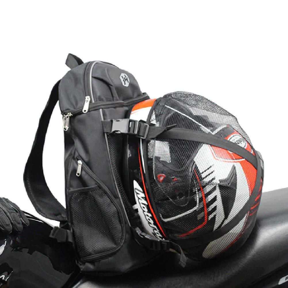 Водонепроницаемый мотоциклетный рюкзак ездовая Сумка наплечные рыцарские рюкзаки с принтом локомотив сумки для шлемов оборудование Brigade