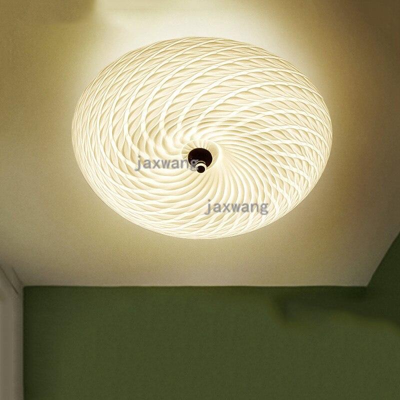 Modern LED Ceiling Lights Loft Decor Iron Bedroom Lighting Ceiling Flush  Mount Ceiling Light Gallery Art Lamps for Living Room