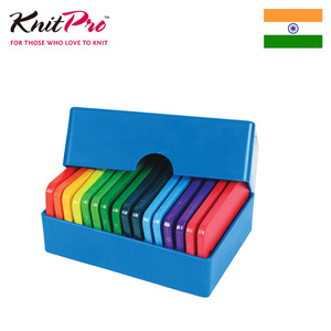 Image 4 - 1 pacote de knitpro rainbow tricô blockers ferramentas de costura & acessório